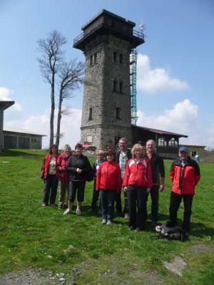 Foto zu Meldung: Frühjahrswanderung in den Böhmerwald