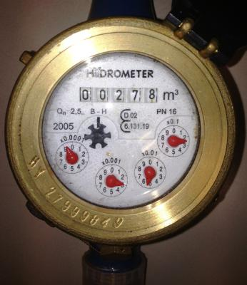 Foto zu Meldung: Austausch der Wasserzähler
