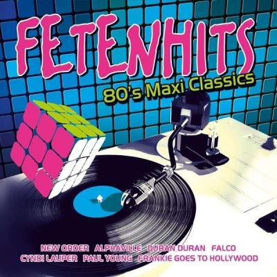 Foto zur Meldung: Empfehlung: Fetenhits: 80er Maxi Classics
