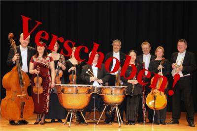 Foto zur Meldung: Konzert wird verschoben