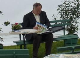 Foto zur Meldung: Forster Rosenvorfreude auf dem Branitzer Gartenfestival