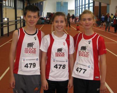 Foto zu Meldung: Ostseepokal - Schüler Leichtathletik auf höchstem Niveau