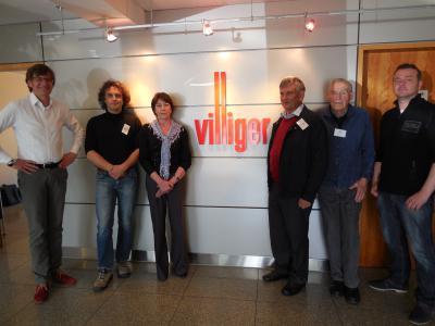 Vorschaubild zur Meldung: 125-jähriges Betriebsjubiläum bei Villiger