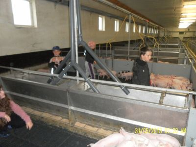 Foto zu Meldung: Wandertag in den Schweinestall Gröden