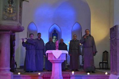 Vorschaubild zur Meldung: Gregorianischer Abend