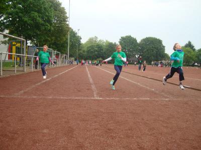Foto zur Meldung: Bundesjugendspiele 2013