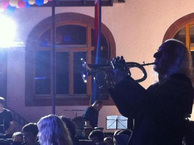 Vorschaubild zur Meldung: Gemeinsames Konzert der Stadtmusik und der Musikkapelle Kollnau