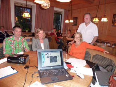 Foto zu Meldung: Städtebauforderung in Prackenbach geht in die dritte Runde