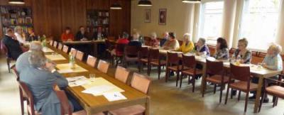 Foto zur Meldung: Mitgliederversammlung: Johanneshaus mit erfolgreichem Tätigkeitsbericht