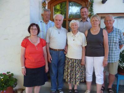 Foto zu Meldung: In 25 bzw. 10 Jahren zu Gast im Bayerischen Wald