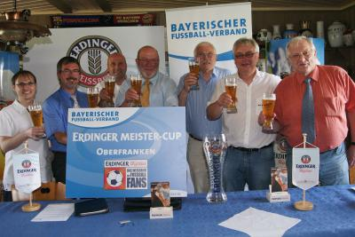 Foto zu Meldung: Erdinger Bezirksturnier im Bereich Oberfranken