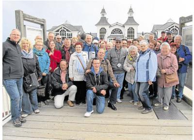 Foto zur Meldung: Fidelio: Gesellschaft Fidelio Burgschwalbach besucht die Insel Rügen