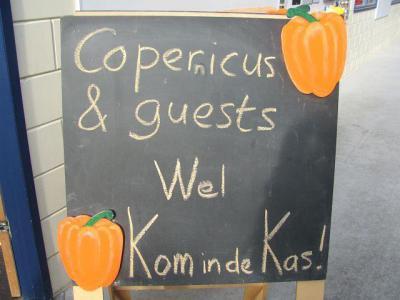 Foto zur Meldung: Projekttreffen in Hoorn (NL) vom 8. bis 12. Oktober 2012