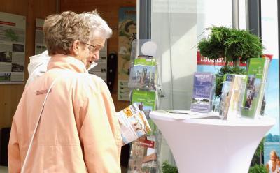 Foto zu Meldung: Tourismusverein auf der Internationalen Gartenschau in Hamburg