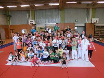 Foto zur Meldung: 16. Kinder- und Jugendsportspiele Sumo