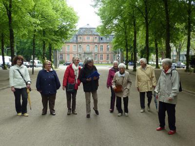 Foto zur Meldung: Besuch in Klein-Paris am Rhein