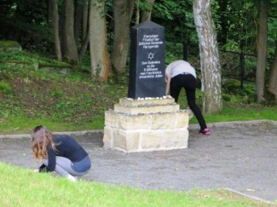 Foto zu Meldung: Jüdischer Friedhof