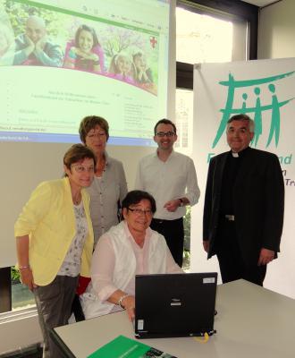 Vorschaubild zur Meldung: Familienbund im Bistum Trier mit neuem Internetauftritt