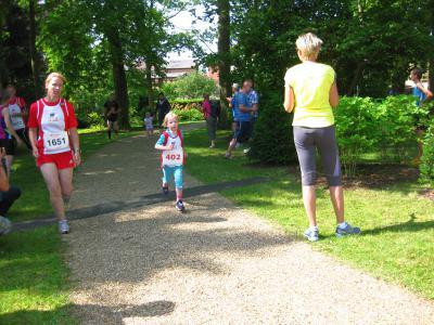 Foto zu Meldung: Wasserfestlauf in Fürstenberg