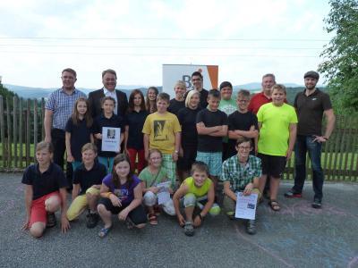 Foto zu Meldung: 25 Jahre Jugendhaus in Krailing – Wiedereröffnung mit Tag der offenen Tür