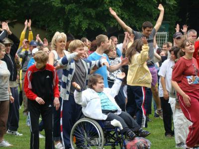 Foto zur Meldung: Neuer Termin Spiel- und Sportfest für Menschen mit Behinderungen in Groß Beuchow