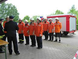 Foto zur Meldung: 21. Amtsausscheid der Feuerwehren