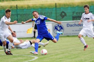 Foto zu Meldung: Landesliga Nordost: FC Vorwärts Röslau - FC Burgkunstadt 2:0 (0:0)