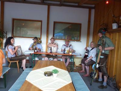 Foto zur Meldung: Jahresabschluss beim Dorfverein in gemütlicher Atmosphäre