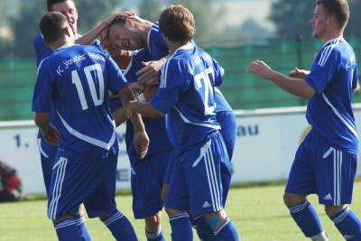 Foto zu Meldung: Landesliga: FC Vorwärts - SV Buckenhofen 4:0 (2:0)