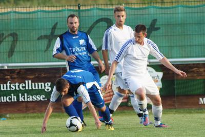 Foto zu Meldung: Kreisklasse: FC Vorwärts II - BSC Furthammer 0:3 (0:1)