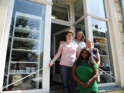 Foto zu Meldung: Neue Leiterin der Tourist-Information in Kyritz