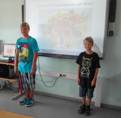 Foto zur Meldung: Schülervertreter-Konferenz