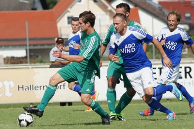 Foto zu Meldung: Landesliga: SV Pettstadt - FC Vorwärts 2:0 (0:0)