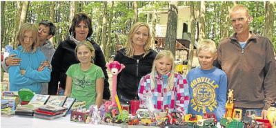 Vorschaubild zur Meldung: Heimatverein: Fabelhafter Flohmarkt im Märchenwald