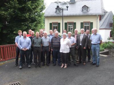 Foto zur Meldung: Ortsgemeinde: Gemeinderat konstituierte sich