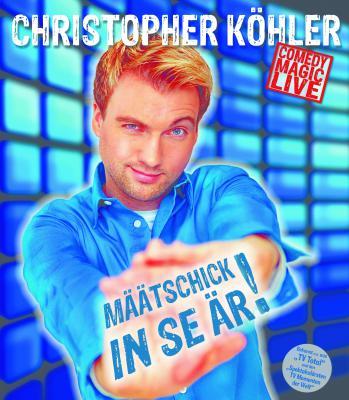Foto zur Meldung: Kulturbühne Ladbergen - Christopher Köhler