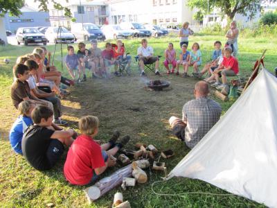 Foto zur Meldung: Rückblick Sommerferien 2013