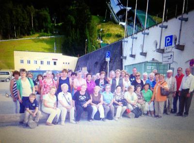Foto zur Meldung: Eine herrliche Fahrt nach Oberbayern