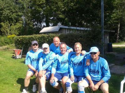 Foto zur Meldung: Sonnenseespiele Faustball - 24./25.08. 2013