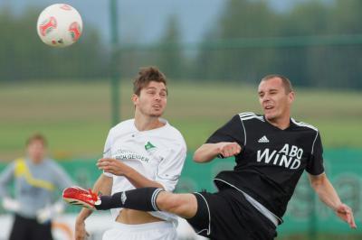 Foto zu Meldung: Landesliga: FC Vorwärts - SV Friesen 3:3 (0:2)