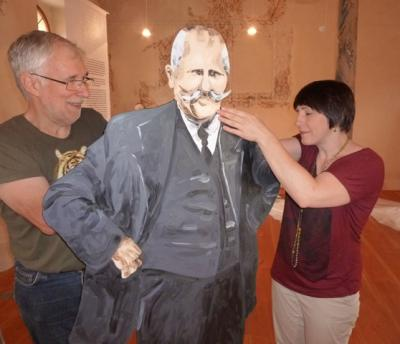 Ausstellung: Die Odenbacher sind zurückgekehrt