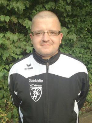Foto zur Meldung: Neuer Schiedsrichter beim FC Hevesen