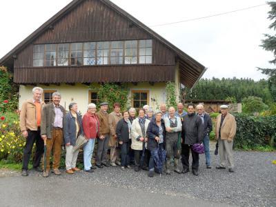 Foto zur Meldung: Schwarzach und Sankt Englmar erkundet – 13 Jahre Seniorengemeinschaft