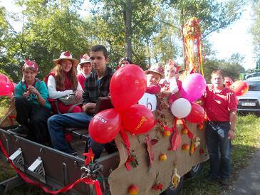 Foto zu Meldung: Kreiserntefest in Rühstädt