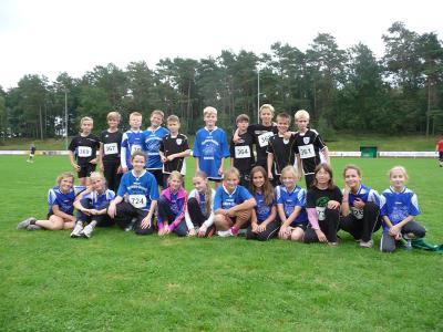 Foto zur Meldung: Starke Konkurenz bei Jugend trainiert für Olympia in Löwenberg