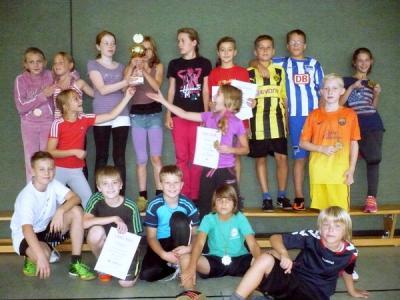 Foto zur Meldung: Schenkenlandpokal erfolgreich verteidigt