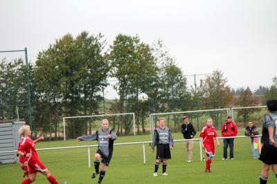 Foto zu Meldung: Damen: FC Vorwärts - SpVgg Döbra 1:2