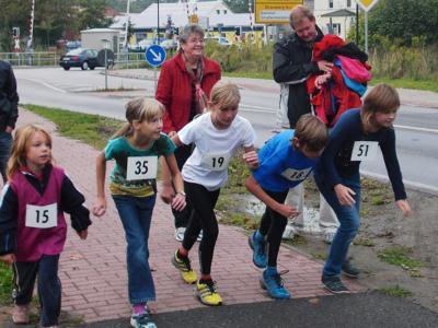Foto zur Meldung: 5. Lilienlauf in Rehfelde