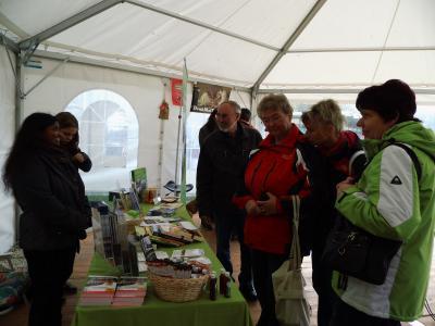 Foto zu Meldung: Tourismusverein auf den Hengstparaden in Neustadt