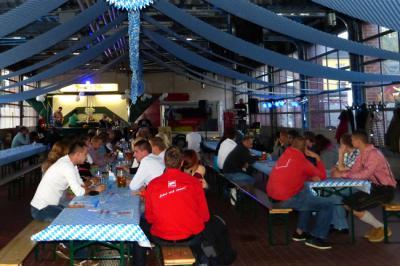 Vorschaubild zur Meldung: Oktoberfest bei den Rathenower Kameraden